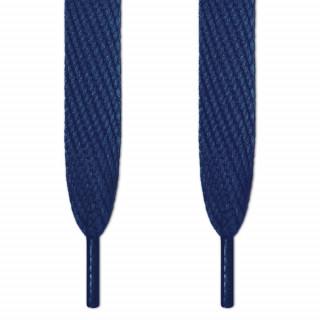 Superbreite marineblaue Schnürsenkel
