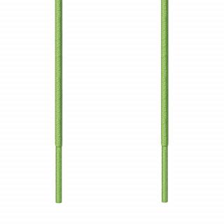 Edle, runde, limettengrüne Schnürsenkel