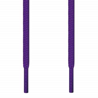 Runde, violette Schnürsenkel